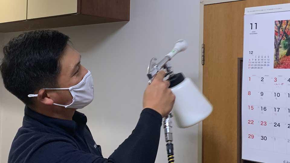 感染予防・クラスター対策に光触媒は最適